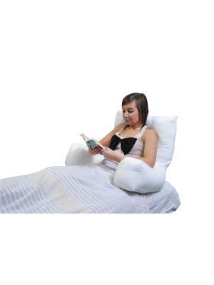 Coussin de lecture pour le lit