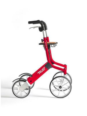 Rollator 4 roues Let's Go Out