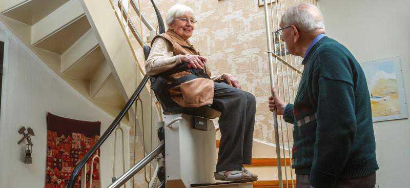 Mesures en  faveur du logement des personnes âgées