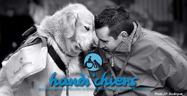 Journées Portes Ouvertes Handi'chiens les 25, 26 mai et 1er juin