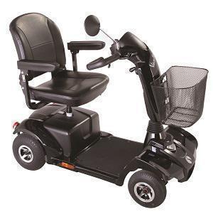 Le scooter électrique 4 roues pmr compact - VANTAGE X
