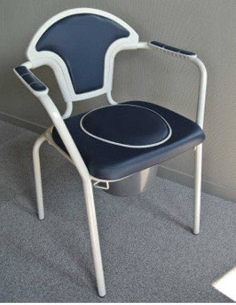 Chaise toilette, Caraïbes