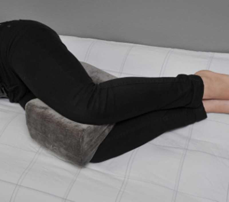 Coussin séparateur de genoux